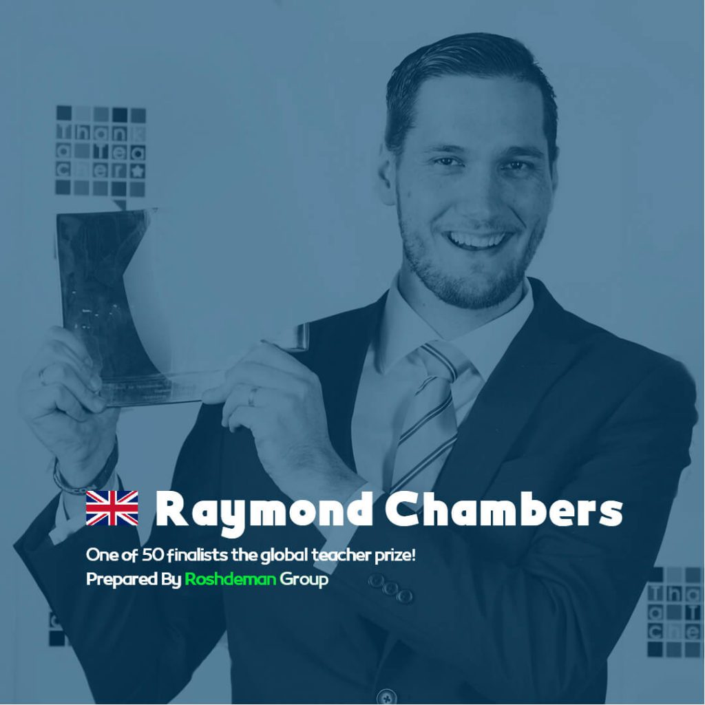 Raymond Chambers