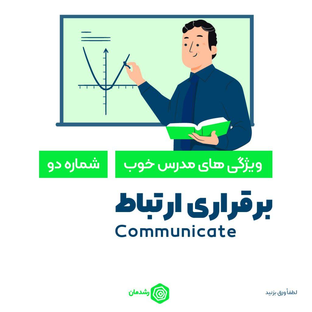 برقراری ارتباط