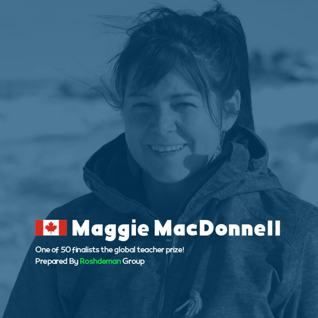 Maggie MacDonnell – Canada