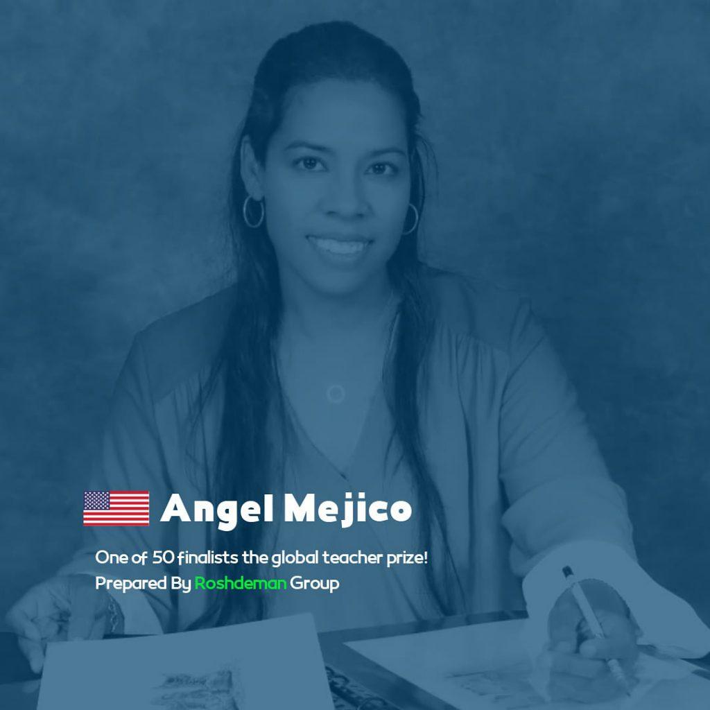 Angel Mejicoمعلمان موفق